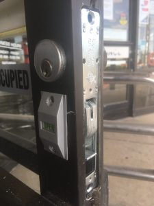 Commercial Lock rapier